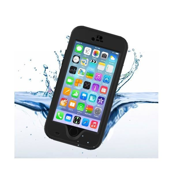 coque iphone 6 waterproof antichoc et tanche achat coque bumper pas cher avis et meilleur. Black Bedroom Furniture Sets. Home Design Ideas