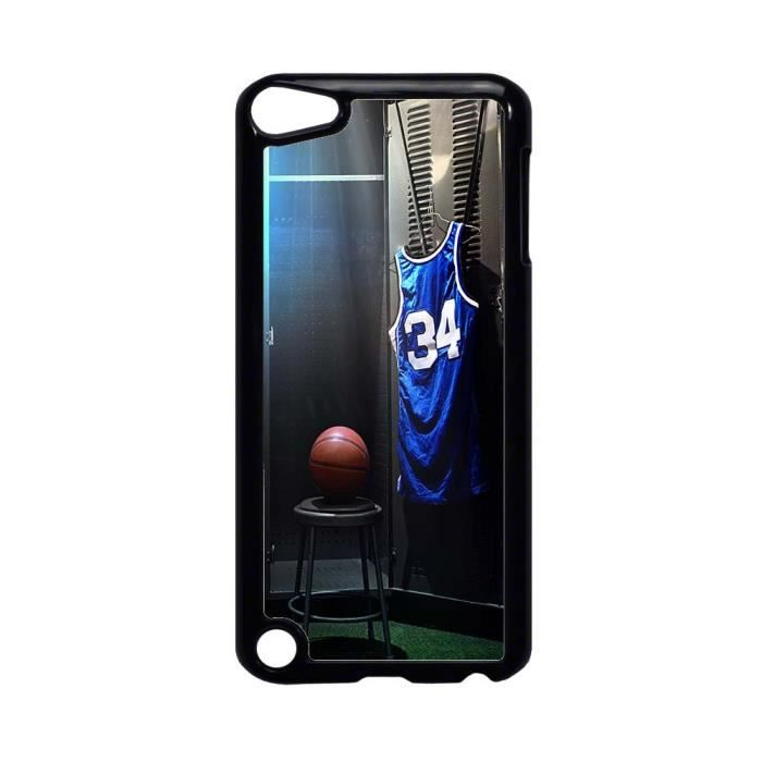 coque ipod touch 5 casier joueur de basketball maillot. Black Bedroom Furniture Sets. Home Design Ideas