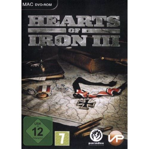 JEU PC Hearts of Iron III [import allemand]