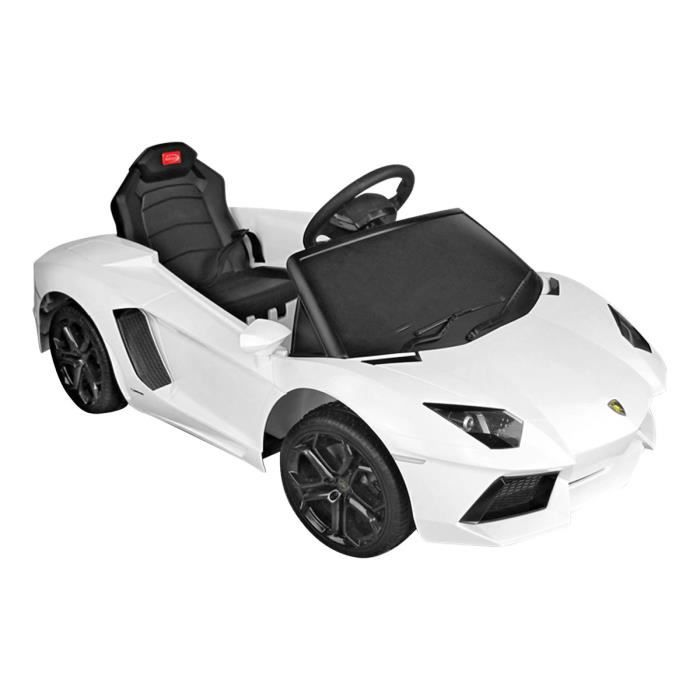 voiture lectrique mod le lamborghini aventador enfant. Black Bedroom Furniture Sets. Home Design Ideas