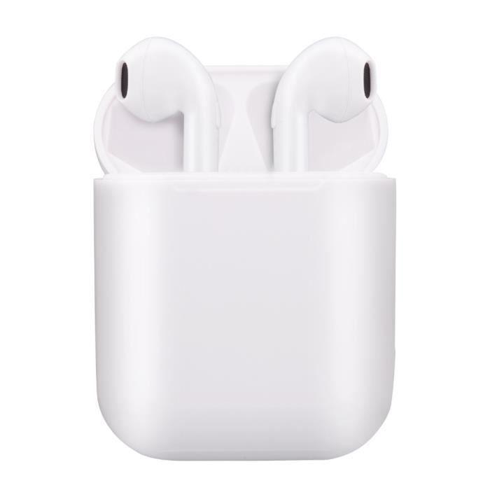 CASQUE - ÉCOUTEURS TWS I9S Écouteurs Bluetooth 5.0 Écouteur sans fil
