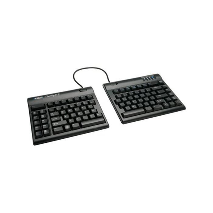 CLAVIER D'ORDINATEUR R-Go Tools Kinesis Freestyle2 Clavier QWERTY 9 inc