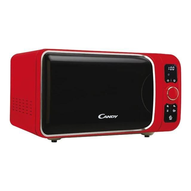 candy ego g25dcr four micro ondes grill rouge micro ondes. Black Bedroom Furniture Sets. Home Design Ideas
