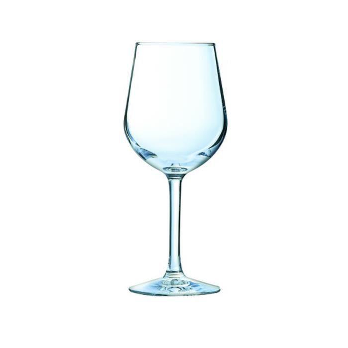 Verre à vin Lot de 24 verres à pied Domaine - 27 cl