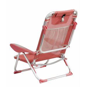 sac de transport plage chaise pliante pêche chaise pink Chaise de camping incl