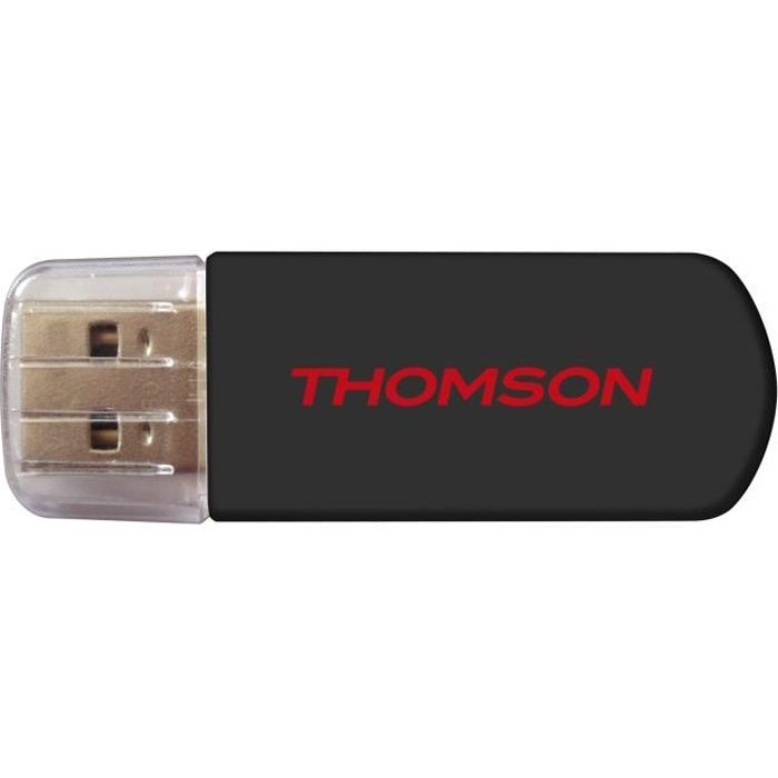 CLE USB THOMSON 128G BLACK