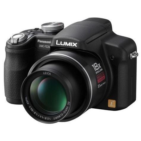 Panasonic Lumix DMC-FZ28 Noir