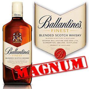 WHISKY BOURBON SCOTCH Ballantine's Finest (150cl) Magnum