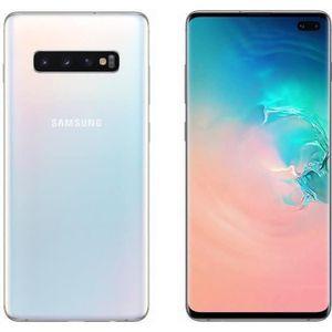 SMARTPHONE Samsung Galaxy S10+ 128 go Blanc - Double sim