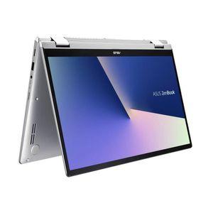 Acheter matériel PC Portable  Ordinateur convertible ASUS ZenBook Flip tactile UM462DA-AI028T 14''FHD - AMD Ryzen 5 3500U - RAM 8Go - stockage 512Go - NumPad -W10 pas cher