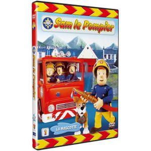 DVD DESSIN ANIMÉ DVD Sam le pompier, la mascotte