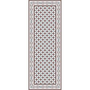 TAPIS UTOPIA Tapis de couloir carreaux de ciment 80x150