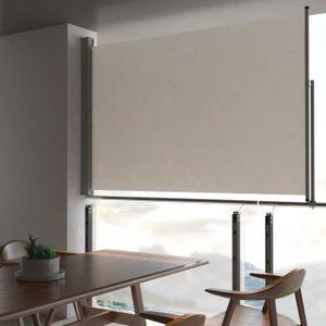 STORE - STORE BANNE  Auvent latéral rétractable de patio 160 x 300 cm B