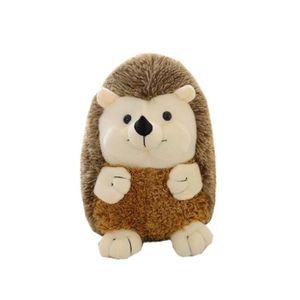 PELUCHE Belle poupée animaux doux hérisson en peluche Toy