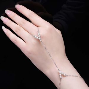 CHAINE DE CHEVILLE Benjanies®1pc imitation perles lien bracelets chaî