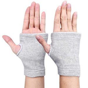 POIGNET ÉPONGE support wrist gloves hand palm gear protector elas