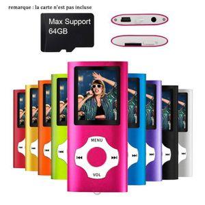 LECTEUR MP3 Mymahdi – Digital, Compact et Portable Lecteur MP3