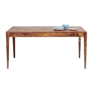 TABLE À MANGER SEULE Table Brooklyn nature 160x80cm Kare Design