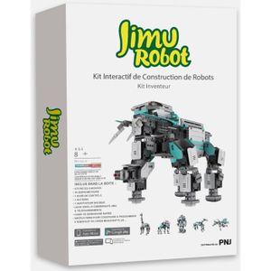 Auto assembler robotique BRAS ROBOT construire votre propre moteurs 5 Construction Kit