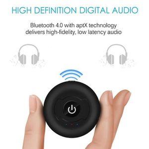 CÂBLE TV - VIDÉO - SON 3.5mm Transmetteur Bluetooth Multi-point sans fil