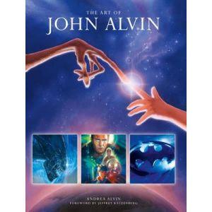 PARTITION The Art of John Alvin