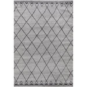 TAPIS TOUAREG Tapis de salon style berbère - 200 x 290 c