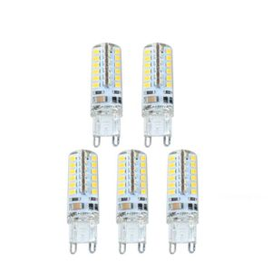 AMPOULE - LED ELINKUME Lot de 5 Ampoules LED G9 Blanc chaud 5W É