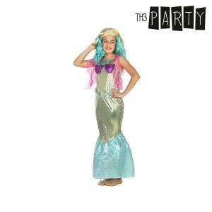 Décors de table Costume de sirène pour fillettes - Déguisement pan