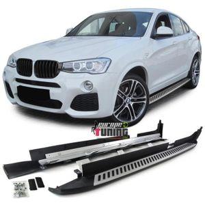 2 Marche-Pieds Latéraux MARCHE PIEDS ALUMINIUM  BMW X6  E71 E72