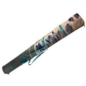 TRANSPORT MATERIEL Housse à skis Sac de Ski pour 1 Paire Ski 170 cm L