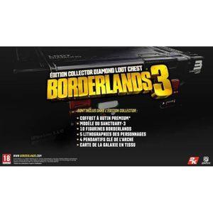 PACK ACCESSOIRE Borderlands 3 Coffret Collector - Jeu non Inclus