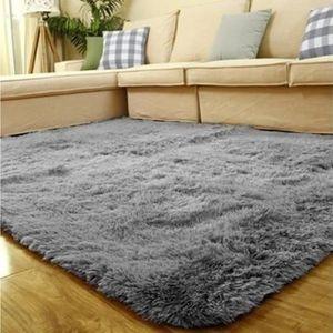 TAPIS D'ENTRÉE Tapis chambre Tapis Salon carpet d'enfant Shaggy M