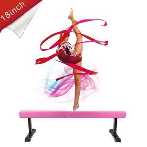 TAPIS DE SOL FITNESS 18 Pouce Poutres de Gym Yoga Balance Beam Durable