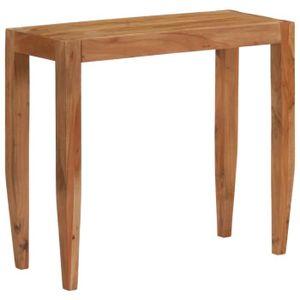 CONSOLE EXTENSIBLE Magnifique Economique Haute qualité Luxueux Table