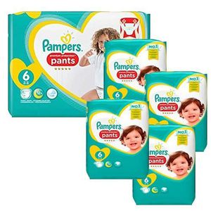 COUCHE 185 Couches Pampers Premium Protection Pants taill