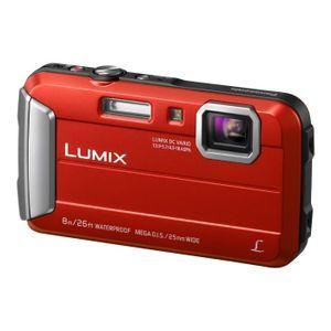 PACK APPAREIL COMPACT Panasonic Lumix DMC-FT30 Appareil photo numérique