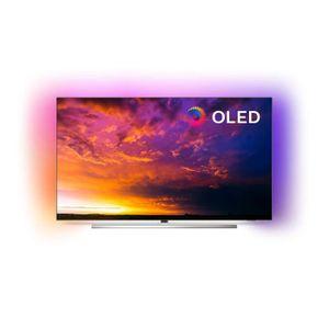 Téléviseur LED Philips TV OLED 854 OLED 55 Android TV 4K UHD Smar