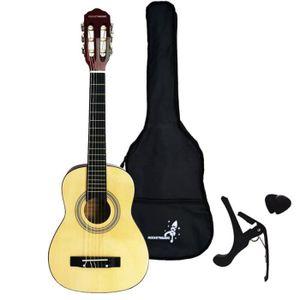 GUITARE Rocket Pack de démarrage de guitare classique 1/2