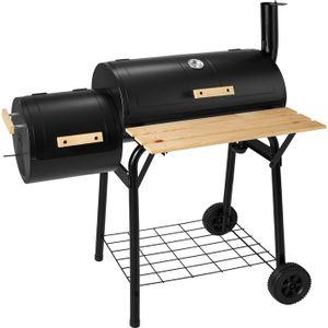 BARBECUE TECTAKE Barbecue, Grill, Fumoir, Smoker Américain