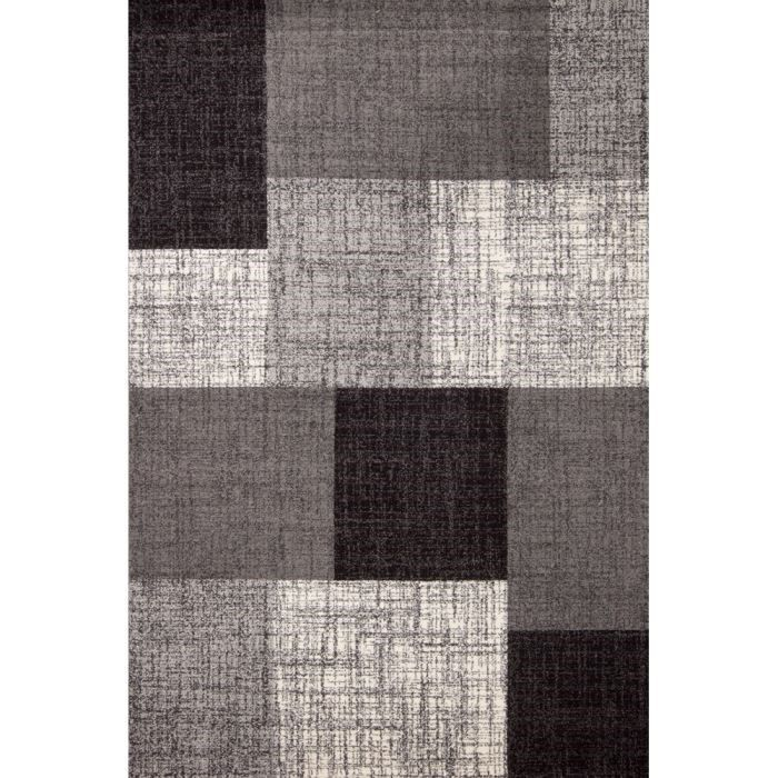 mondo tapis de salon 200x290 cm gris achat vente tapis cdiscount. Black Bedroom Furniture Sets. Home Design Ideas