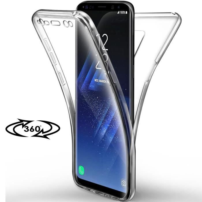 Coquille pour Samsung Galaxy S8 Bumper