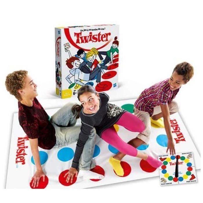 Jeu de Société - Twister
