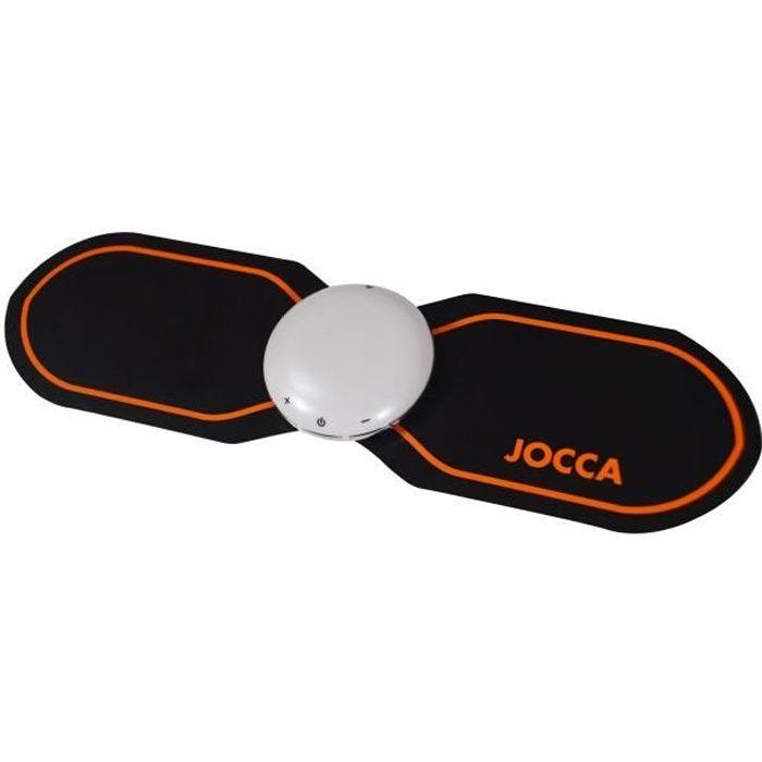 JOCCA Électrodes de musculation pour fessier et bras - 5 programmes - 15 niveaux