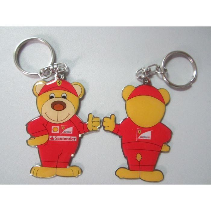 Ferrari Teddy porte-clés