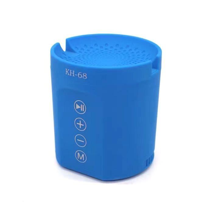ENCEINTES BLEU mini enceinte Bluetooth haut-parleur Stereo l