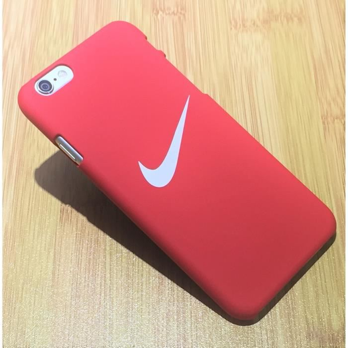 coque iphone 8 plus nike silicone