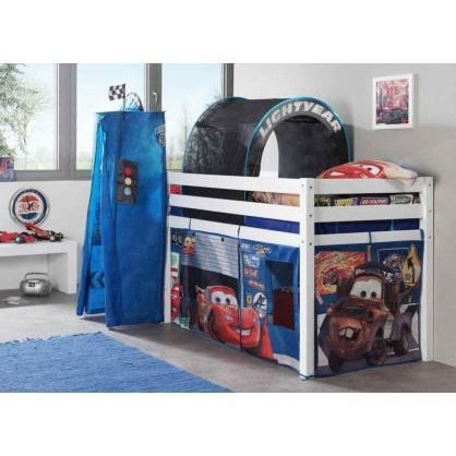 lit sur lev enfant cars achat vente lit complet lit sur lev enfant cars soldes d t. Black Bedroom Furniture Sets. Home Design Ideas