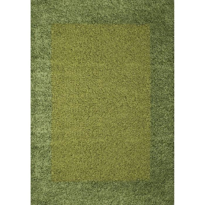 life tapis de salon shaggy 200x290 cm vert d 39 eau achat vente tapis 100 polypropyl ne. Black Bedroom Furniture Sets. Home Design Ideas
