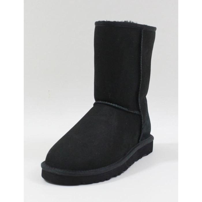 ugg bottes femme noir