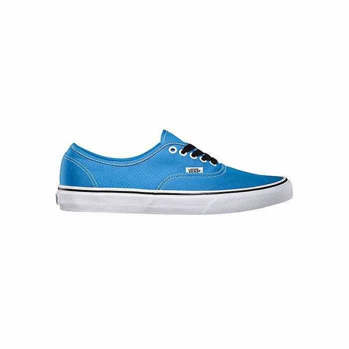 AUTHENTIC KIDS french blue VANS ...